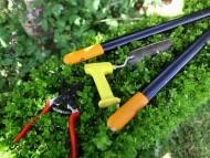 Farve på haveredskaber