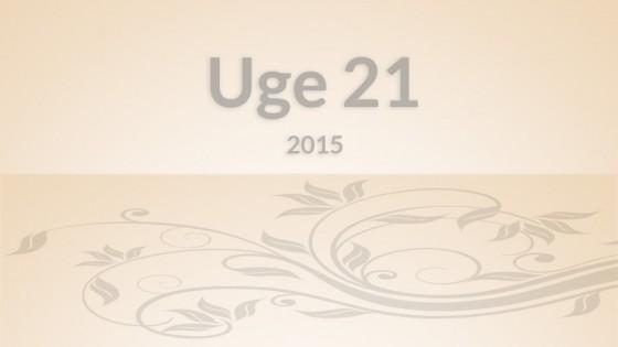 Uge21