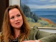 Fortidens slagmarker - Museumsinspektør, Jeanette Varberg