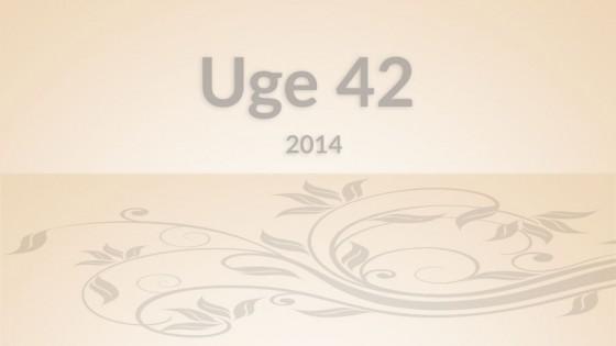 Uge42
