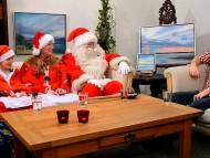 Julemanden, nissepigen og nissecilie - Om julen