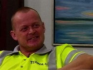 Skipper på Tenna II - Claus Nielsen