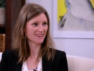 Psykolog i foreningen Agape - Aida Hougaard Andersen