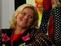 Designer og kunsthåndværker indenfor strik - Christel Seyfarth