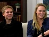 Highschool elever i Beijing  - Anne Sophie Kristiansen & Christopher Kristiansen