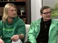 Greenpeace - Gadehververe, Dennis Rasmussen & Kurt Lyng