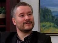 Forfatter og sognepræst i Grindsted - Egil Hvid-Olsen