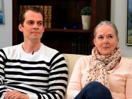 Bogen Ildfluer - Emil Nielsen og Karla Alexandra Nielsen