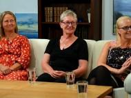 """Gældsrådgivningen """"På Fode Igen"""" - June Crondahl, Birgitte Bjerre & Ulla Nielsen"""