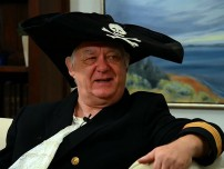 Kai Jørgensen - Kaptajn Tykvom - går planken ud