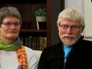 Tourcyklister og foredragsholdere - Poul og Mette Nørup