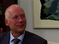 Borgmester i Vejen og Formand for KKR - Egon Fræhr