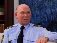 Om nabohjælp - Politikomissær, Christian Østergård