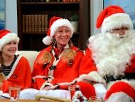 Nissecilie, Nissepigen & Julemanden
