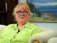 Ann-Mari Petersen - Om sit liv som diplomat
