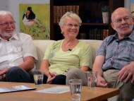 Ældrerådet - Edvard Braae, Anna Lisa Rhod & Erik Juel Andersen