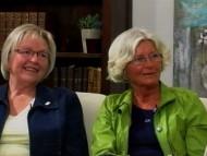 Soroptimisterne - Kirsten Kristiansen & Lis Hansen