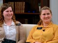 Missionærer fra Jesu Kristi Kirke af Sidste Dages Hellige - Søster Murray & Søster Vige