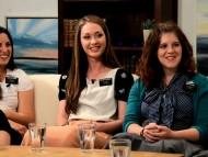 Missionærer fra Jesu Kristi Kirke af Sidste Dages Hellige - Søster Guésne, Søster Pearson & Søster Hall