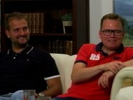 Fodboldgolf - Bent Bredvig Sandfeld og Flemming Marquardt